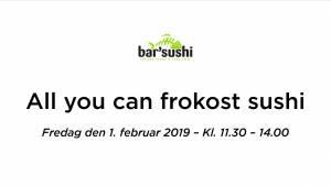 BarSushiFredagFrokost
