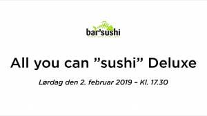 BarSushiLørdag1