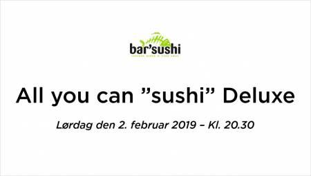 BarSushiLørdag3