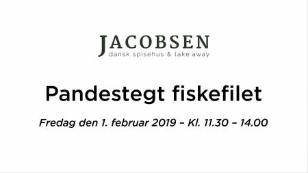 JacobsenFrokostFiskFredag