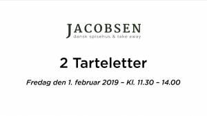 JacobsenFrokostTarteletFredag