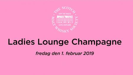 Ladies Lounge Champagne