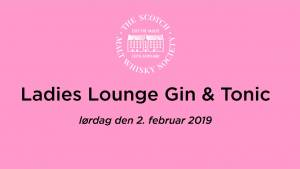 Ladies Lounge Gin and Tonic