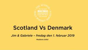 Scotland vs Denmark member