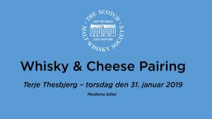 Whisky and cheese member
