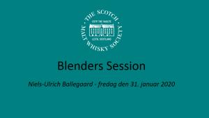 BlendersFriday