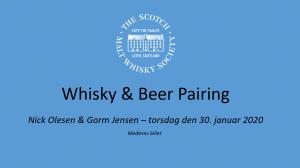 WhiskyBeerMember