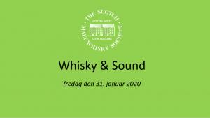 WhiskySoundFriday