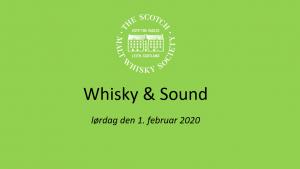 WhiskySoundSaturday